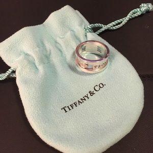 Tiffany and Co. Atlas Ring